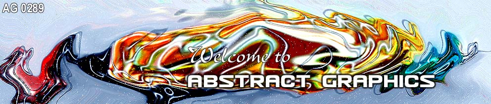 ABSTRACT GRAPHICS - GALAXY SPREAD SAMPLE 1